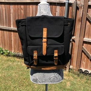 NWT DSW Canvas Backpack